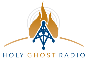 Holy Ghost Radio Logo
